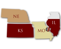 4-State Central Midwest | Heart of America & Spirit of St. Louis