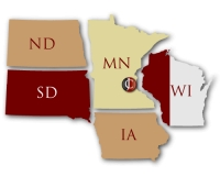 5-State Upper Midwest | Minnesota